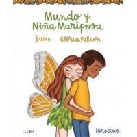 Mundo y Niña mariposa