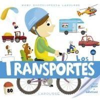 Baby Enciclopedia. Los transportes