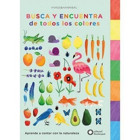 Busca y encuentra todos los colores