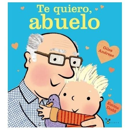 Te quiero, abuelo