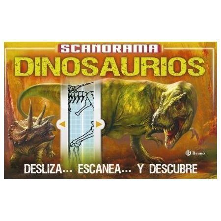 Scanorama. Dinosaurios