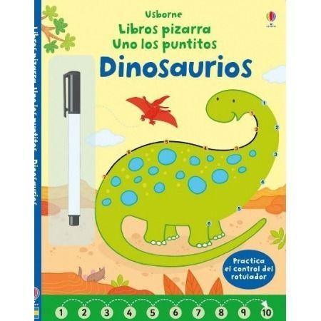Dinosaurios (libro pizarra)