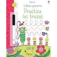Practico los trazos (libro pizarra)