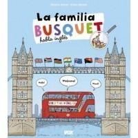 La famila Busquet habla inglés