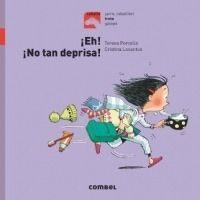 ¡Eh! ¡No tan deprisa! - Trote