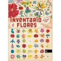 Inventario ilustrado de flores