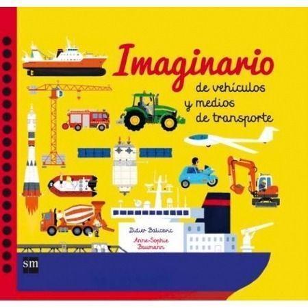 Imaginario de vehículos y medios de transporte