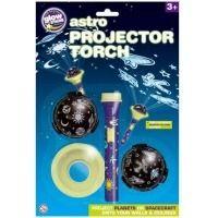 Linterna proyector espacial