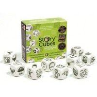Dados para contar Viajes Story Cubes