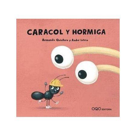 Caracol y Hormiga