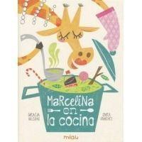 Marcelina en la cocina