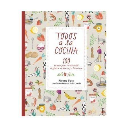 Todos a la cocina libro de editorial la galera - Cocina para todos ...