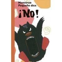 Pequeño monstruo dice ¡no!