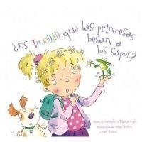 ¿Es verdad que las princesas besan a los sapos?