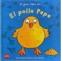 El gran libro de El pollo Pepe