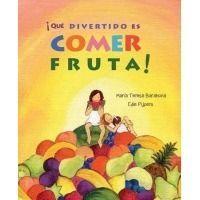 ¡Qué divertido es comer fruta!