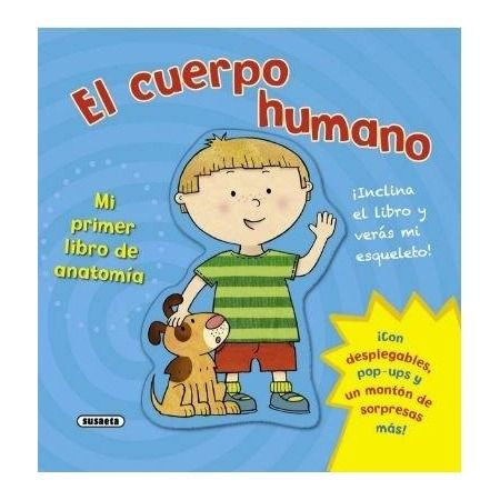 El cuerpo humano. Libro de la Editorial Susaeta (9788467720334)