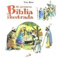 Mi primera biblia ilustrada