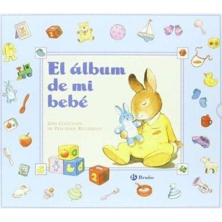 El álbum de mi bebé