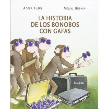 Historia de los Bonobos con gafas