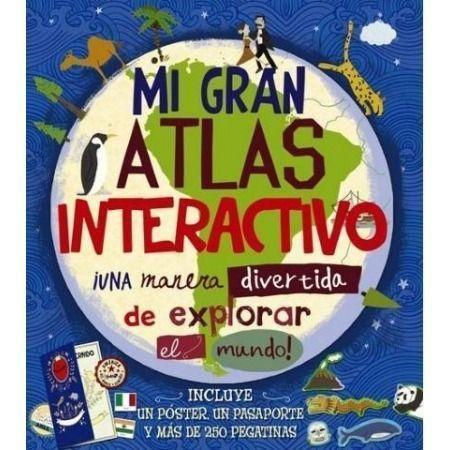 Mi gran atlas interactivo