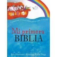 Mi primera Biblia (Beascoa)