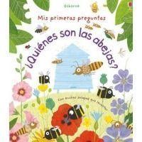 ¿Quiénes son las abejas? Mis primeras preguntas
