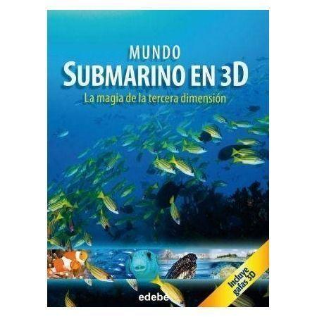 Mundo submarino en 3D