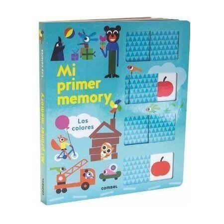 Mi primer Memory. Los colores