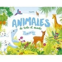 Animales de todo el mundo (Pop Up)