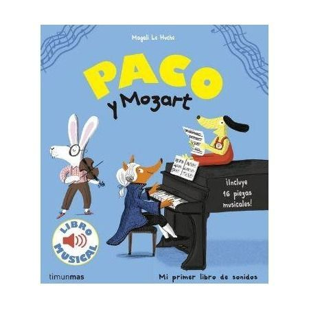 Paco y Mozart (Libro musical)