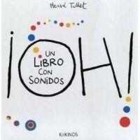 ¡Oh! Un libro con sonidos