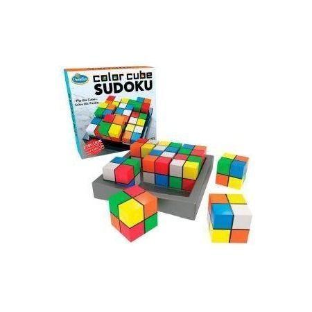 Color Cube Sudoku juego de lógica