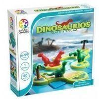 Dinosaurios islas misteriosas juego de lógica