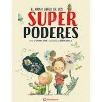 El gran libro de los superpoderes
