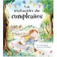 La invitación de cumpleaños
