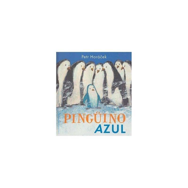 Pingüino Azul. Libro de Editorial Juventud (9788426142351)