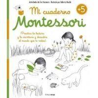 Mi cuaderno Montessori 5 años
