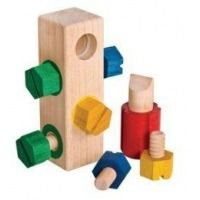 Screw Block, enroscar tornillos de madera