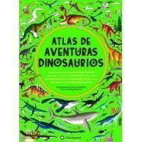 Atlas de aventuras dinosaurios