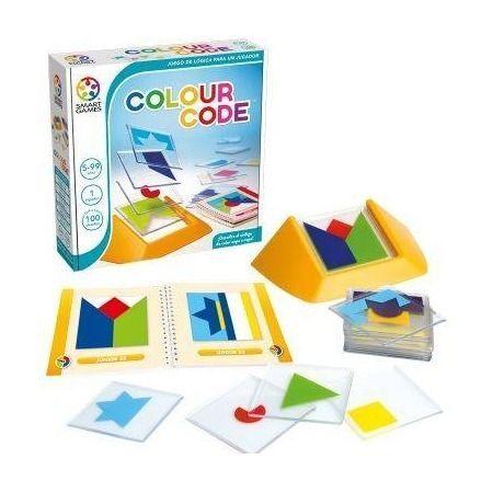 Juego de lógica Color Code