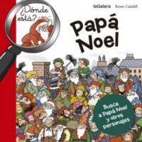 ¿Dónde está Papá Noel?