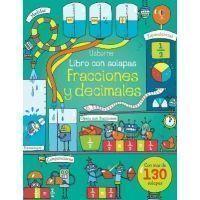 Fracciones y decimales (con solapas)