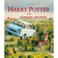 Harry Potter y la cámara secreta. Ilustrado