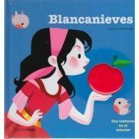 Blancanieves (texturas)
