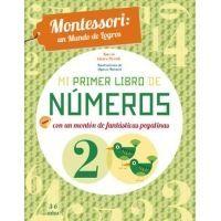 Mi primer libro de números (Método Montessori)