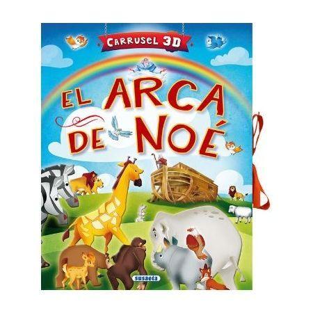 El arca de Noé, Carrusel 3D