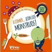 A comer... ¡con los monstruos!