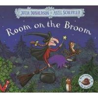 Room on the broom. Macmillan