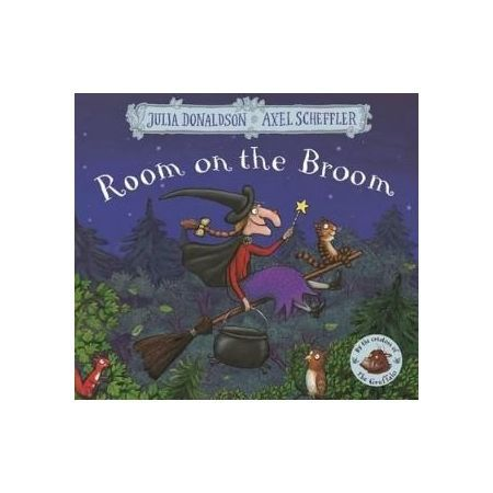 Room on the broom. Macmillan